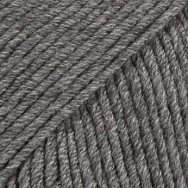 Merino Extra Fine 04 - cinza médio