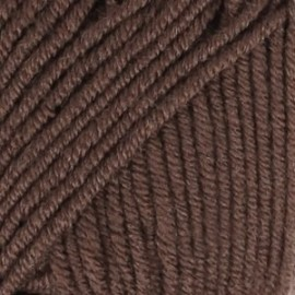 Merino Extra Fine 09 - castanho escuro