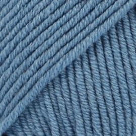 Merino Extra Fine 23 - gris/azul