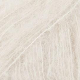 Brushed Alpaca Silk 01 - blanco hueso