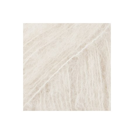 Brushed Alpaca Silk 01 - blanco hueso