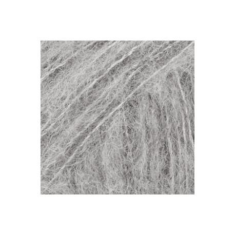Brushed Alpaca Silk 02 - gris claro