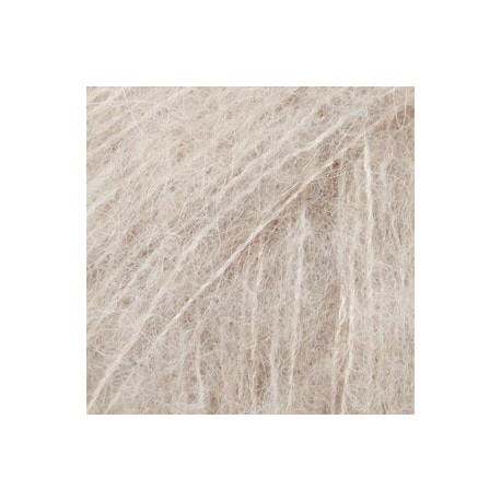 Brushed Alpaca Silk 04 - beige claro