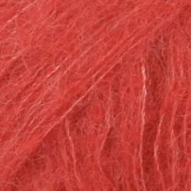 Brushed Alpaca Silk 06 - coral
