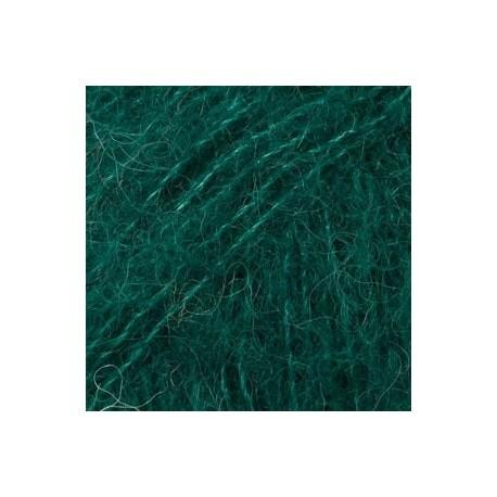 Brushed Alpaca Silk 11 - verde bosque