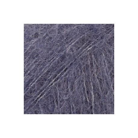 Brushed Alpaca Silk 13 - azul denim