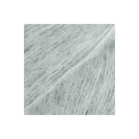 Brushed Alpaca Silk 14 - verde grisáceo claro