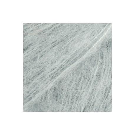 Brushed Alpaca Silk 14 - cinza esverdadeado claro