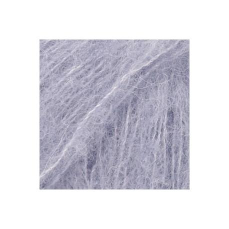 Brushed Alpaca Silk 17 - lavanda claro