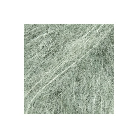 Brushed Alpaca Silk 21 - verde salvia