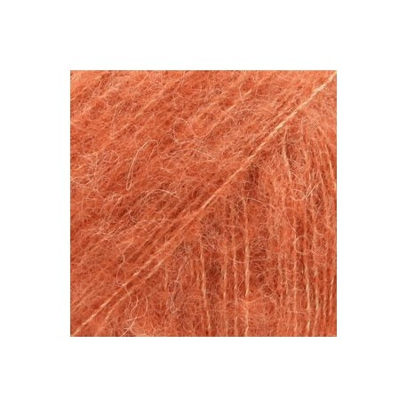 Brushed Alpaca Silk 22 - cobrizo claro