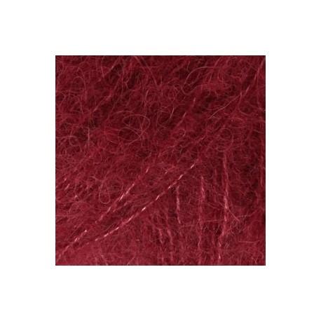 Brushed Alpaca Silk 23 - borgoña