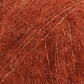 Brushed Alpaca Silk 24 - cobrizo