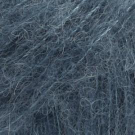 Brushed Alpaca Silk 25 - azul acero