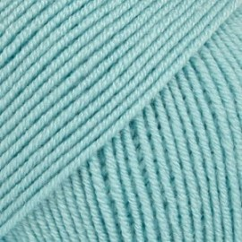 Baby Merino 10 - azul turquesa claro