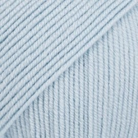 Baby Merino 11 - azul glaciar