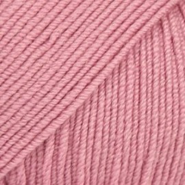 Baby Merino 27 - rosado antiguo