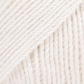 Baby Alpaca Silk 1101 - blanco