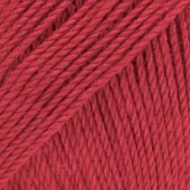 Baby Alpaca Silk 3609 - rojo
