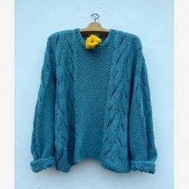 Kit Sweater Blue Moon
