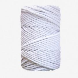 Macramé 01 - blanco