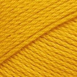 Algodón orgánico TOP 149 - amarillo rasta