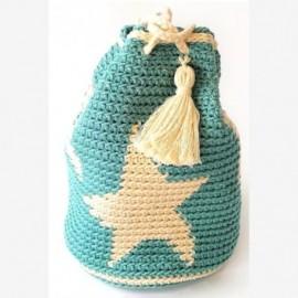 Kit Star Bag - PREVENTA MARATON DE CROCHET ETAPA 4