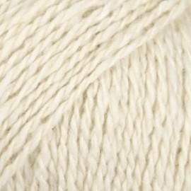 Soft Tweed 01 - blanco hueso