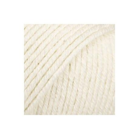 Cotton Merino 01 - blanco hueso