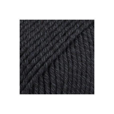 Cotton Merino 02 - negro