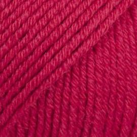 Cotton Merino 06 - vermelho cereja