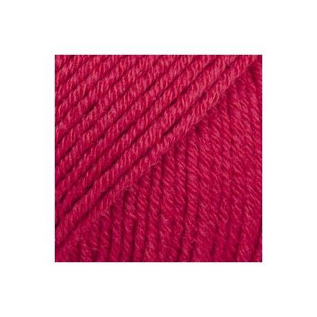 Cotton Merino 06 - rojo cereza