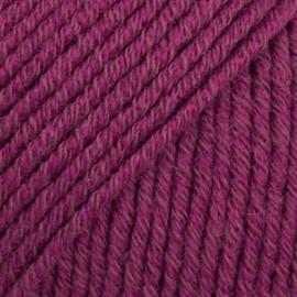 Cotton Merino 07 - bordeaux
