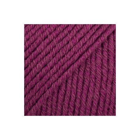 Cotton Merino 07 - borgoña