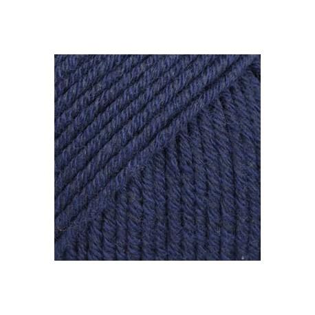 Cotton Merino 08 - azul marino