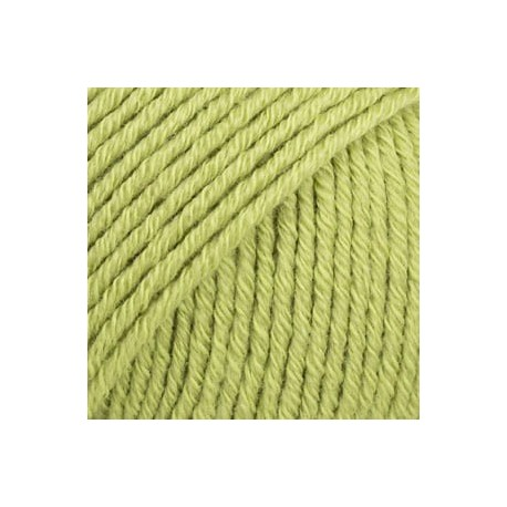 Cotton Merino 10 - pistacho