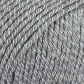 Cotton Merino 18 - cinza médio