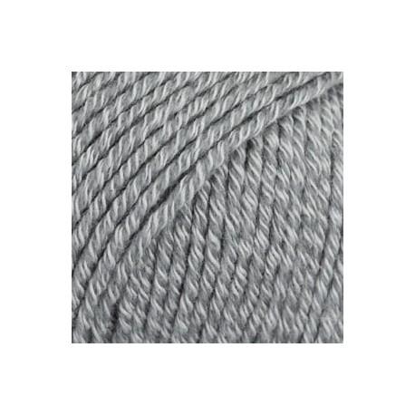 Cotton Merino 18 - gris medio