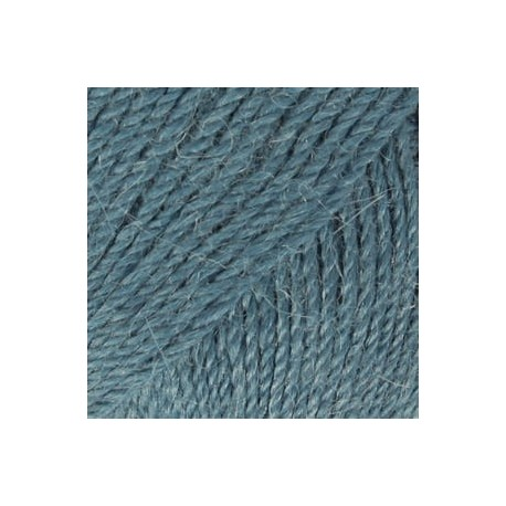 Alpaca 6309 - azul petróleo médio