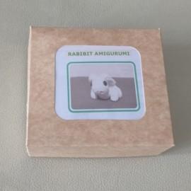 Mini Kit Rabibit Amigurumi