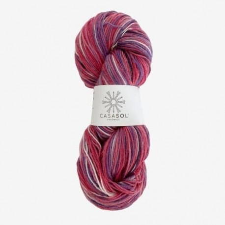Sock 01 - estampados rosas