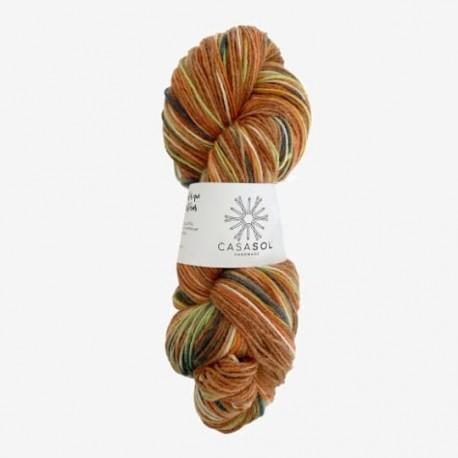 Sock 03 - estampados marrones