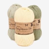 Baby Alpaca Silk