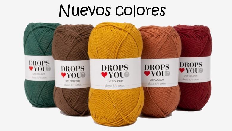 Nuevos colores en Love You 7