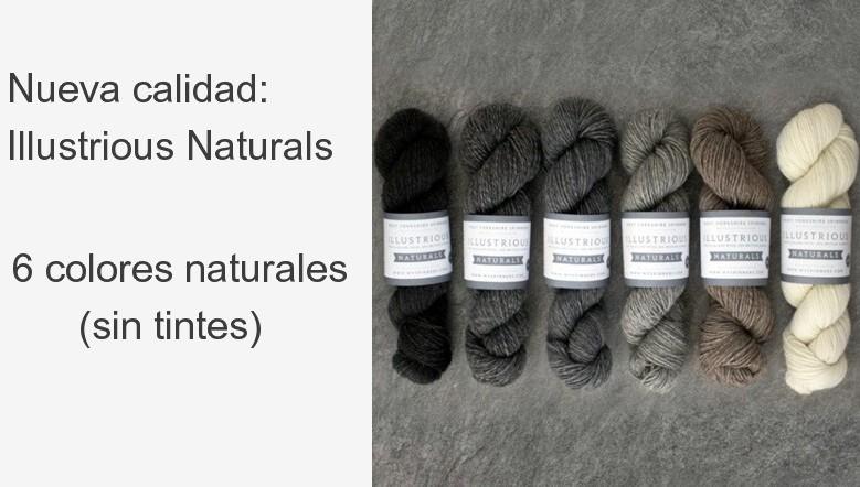 Nueva calidad: Illustrious Naturals
