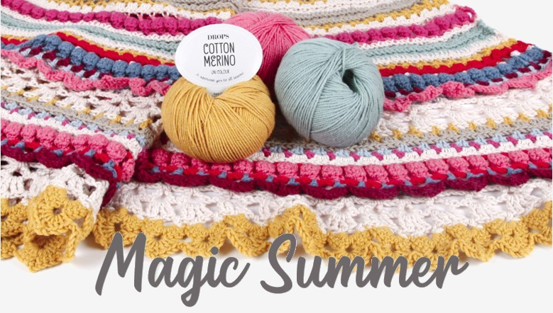 Nuevo CAL DROPS-Along: Magic Summer