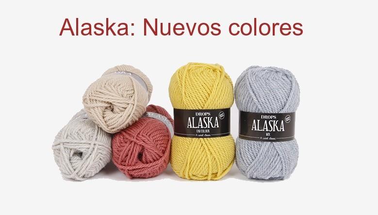 Nuevos colores en Alaska