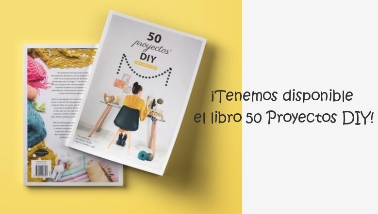 Libro 50 proyectos DIY